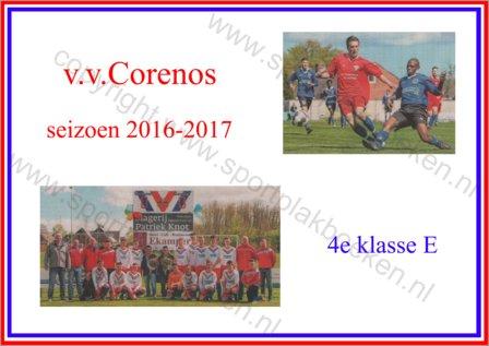 seizoen 2016-2017