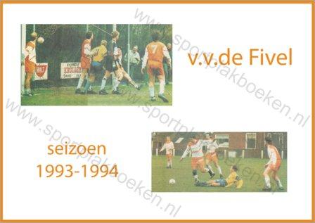 seizoen 1993-1994