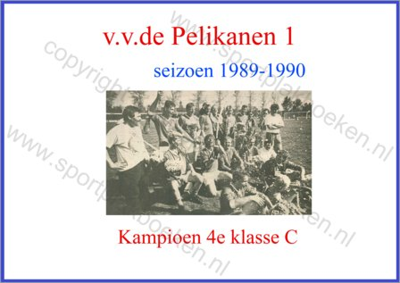 seizoen 1989-1990