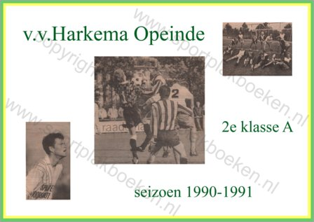 seizoen 1990-1991